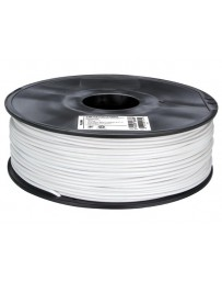 3MM PLA-DRAAD WIT 1 KG