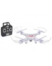 QUADCOPTER MET HD-CAMERA (2 MP) - 2.4 GHz