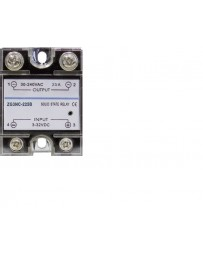 Solid state relais3-32VDC/240AC25A