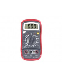 DVM852 DIGITALE MULTIMETER - CAT. III 600 V - 1999 COUNTS