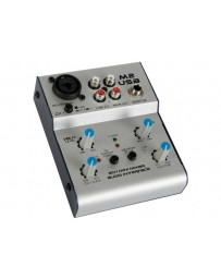 MINI USB AUDIOMIXER