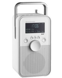 Scansonic portable radio DAB+ wit