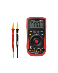 MULTIMETER - CAT. III 600 V / CAT. IV 300 V