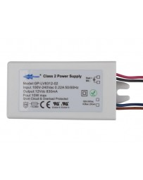 LED-VOEDING - 1 UITGANG - 12 VDC