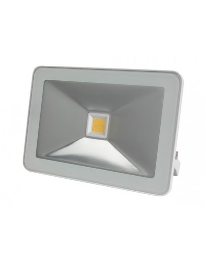 LED spot 50W 3000K IP65 wit